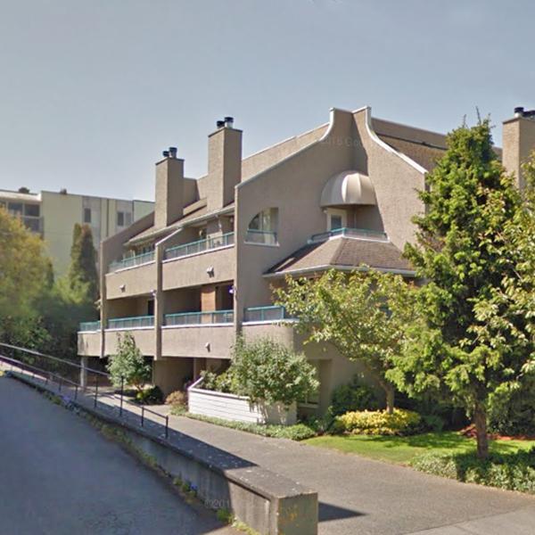 Cardiff House - 1223 Johnson Street, Victoria, BC!