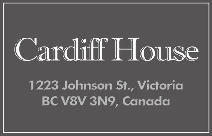 Cardiff House 1223 Johnson V8V 3N9