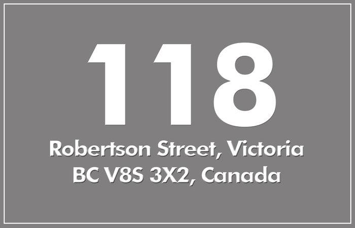 118 Robertson 118 Robertson V8S 3X2
