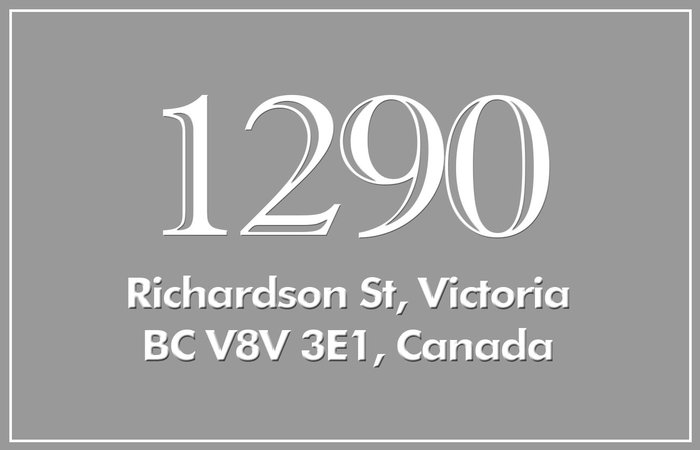 1290 Richardson 1290 Richardson V8V 3E1