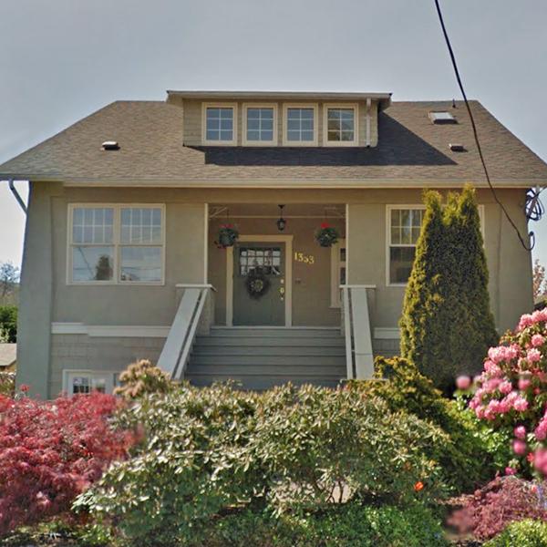 1353 Grant St, Victoria, BC!