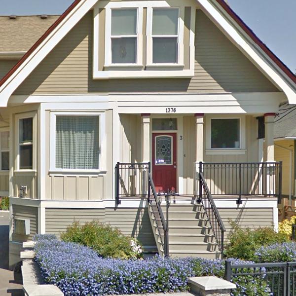 1376 Pandora Avenue, Victoria, BC!