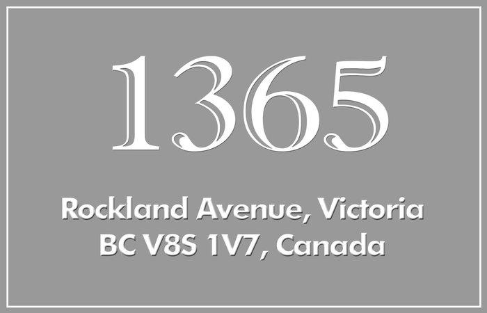 1365 Rockland 1365 Rockland V8S 1V7