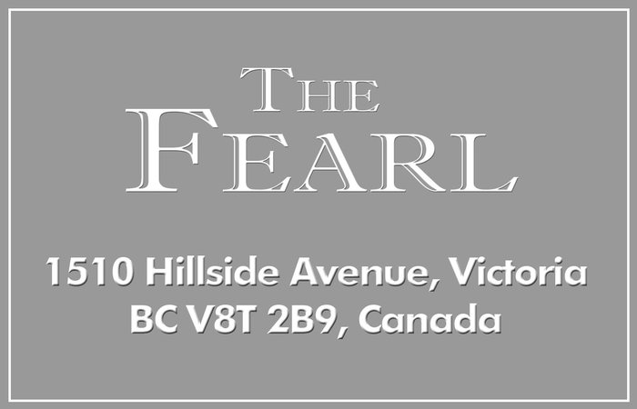 The Pearl 1510 Hillside V8T 2C2