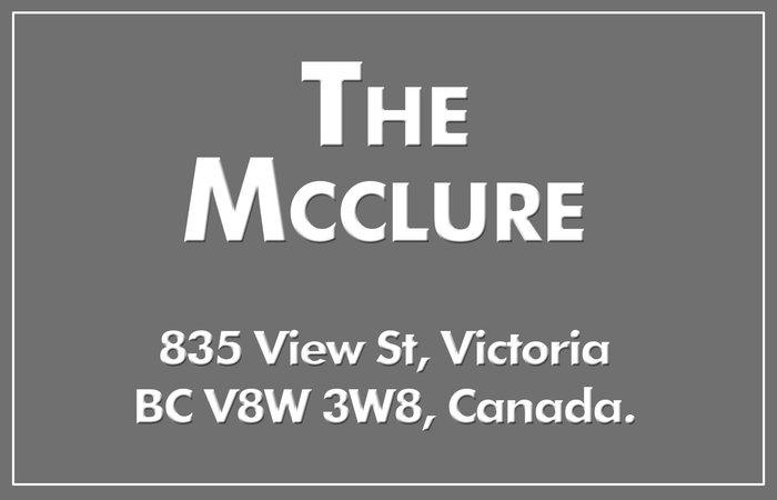 The Mcclure 1120 McClure V8V 3G2