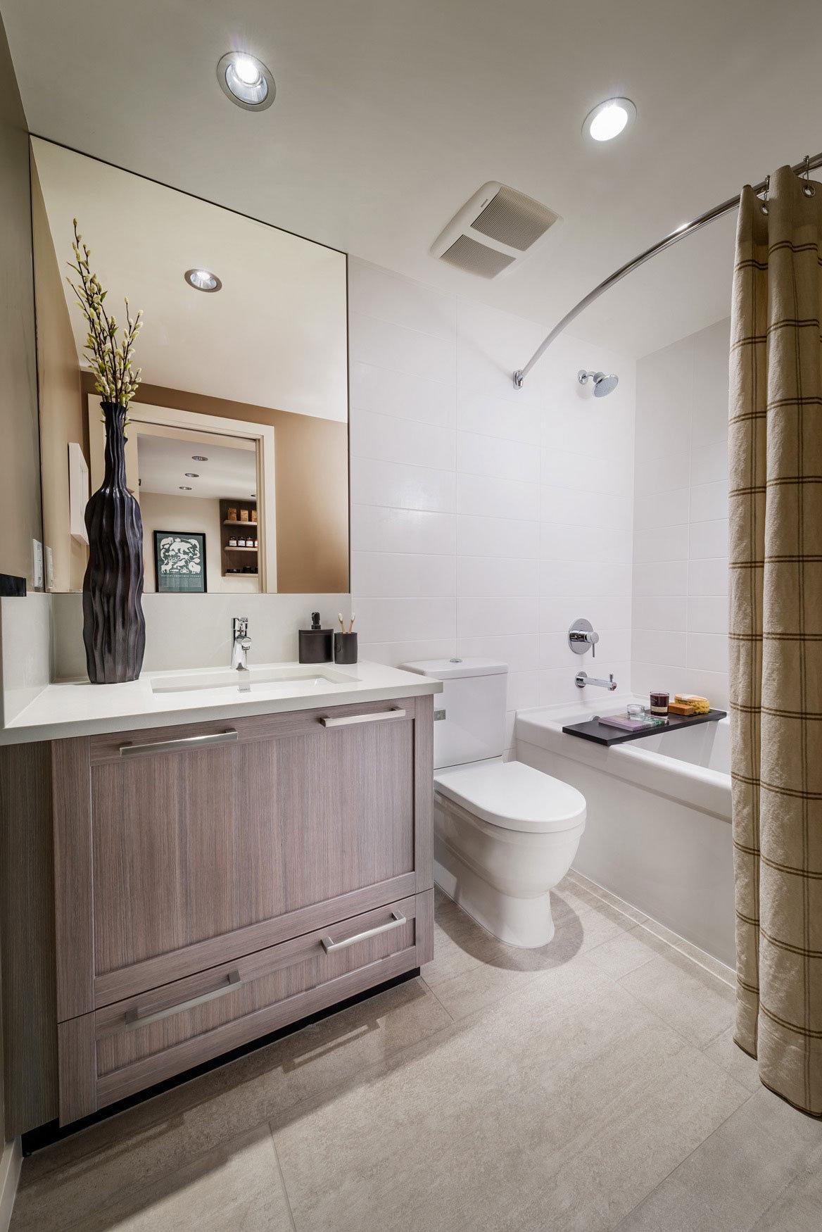 Display Suite Bathroom!
