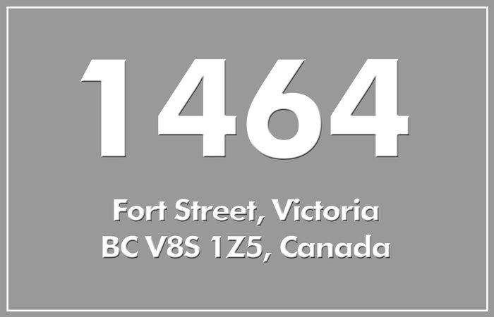 1464 Fort 1464 Fort V8S 1Z5