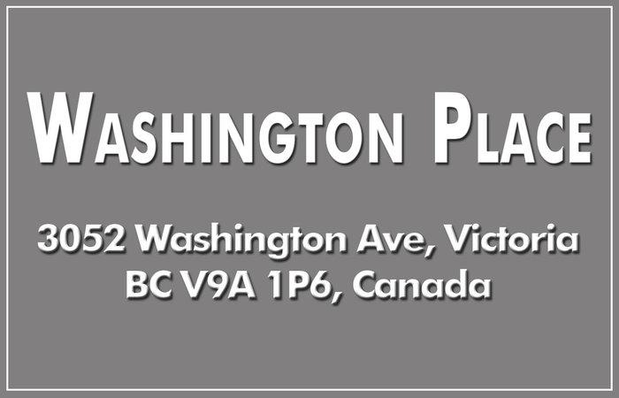 Washington Place 3052 Washington V9A 1P6