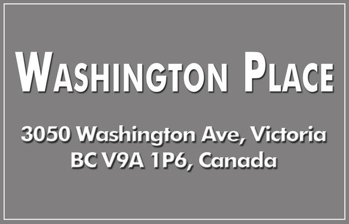 Washington Place 3050 Washington V9A 1P6