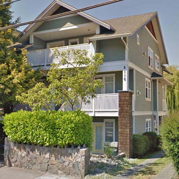 2116 Richmond Rd, Victoria, BC!
