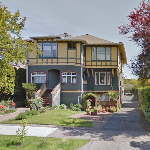 353 Linden Ave, Victoria, BC!