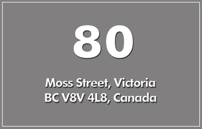 80 Moss 80 Moss V8V 4L8