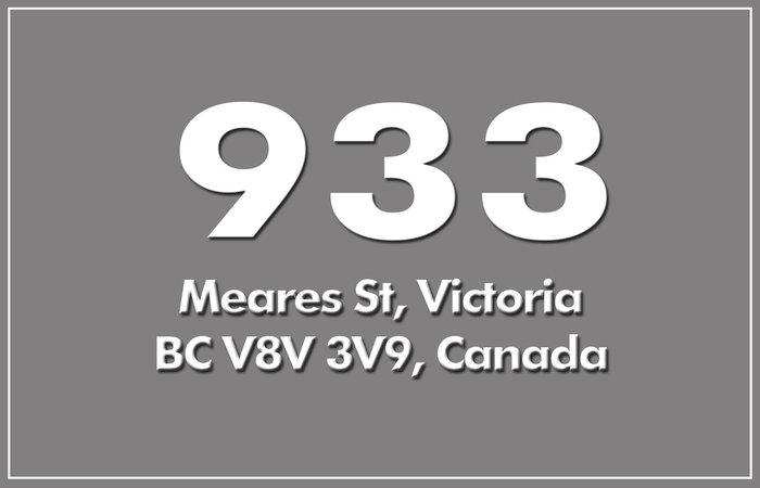 933 Meares 933 Meares V8V 3J5