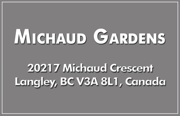 Michaud Gardens 20217 MICHAUD V3A 8L1
