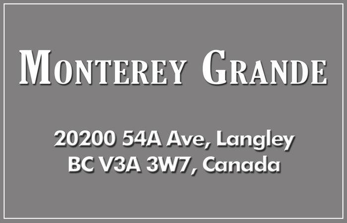 Monterey Grande 20200 54A V3A 3W7