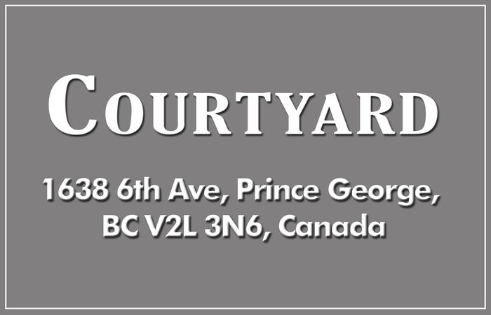 Courtyard 1638 6TH V2L 3N6