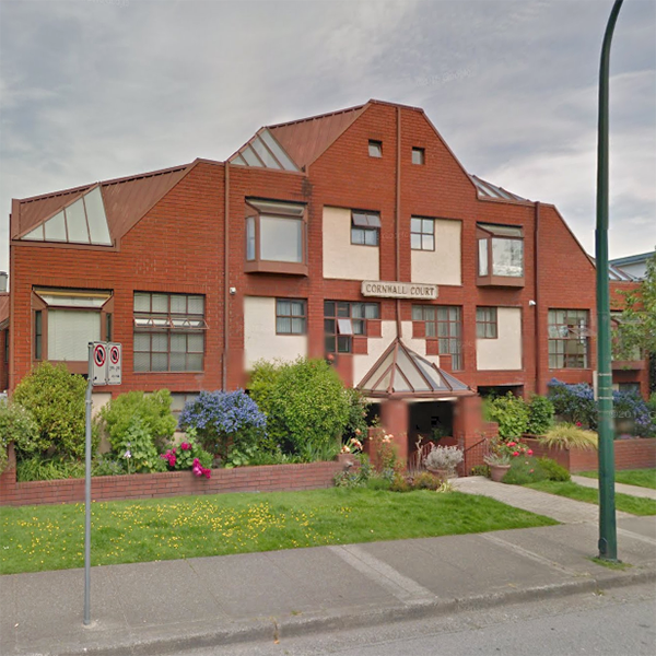 2485 Cornwall Ave, Vancouver, BC!