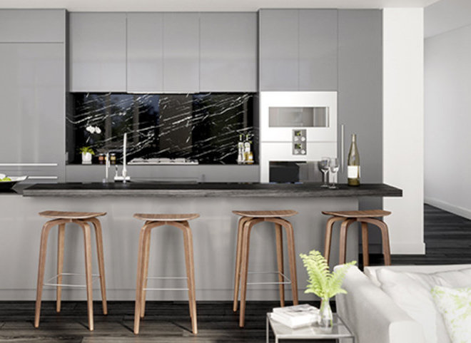 Display Suite Kitchen!