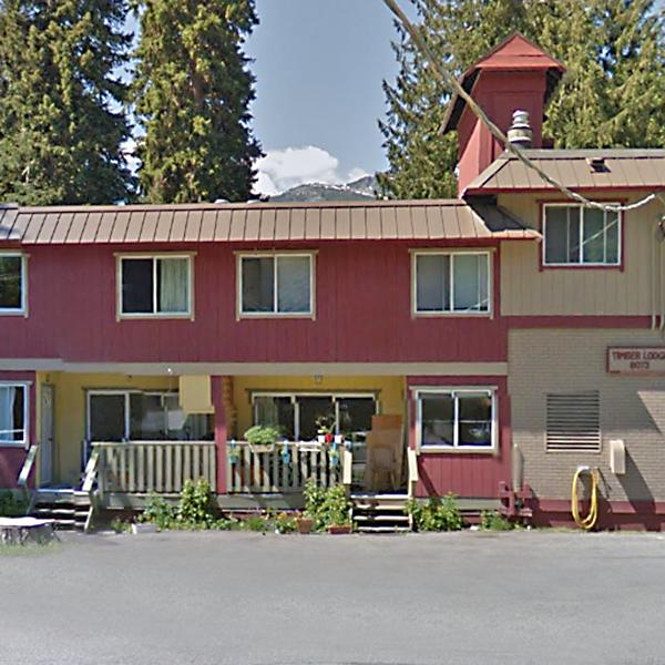Timber Lodge!
