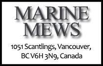 Marine Mews 1051 Scantlings V6H 3N9