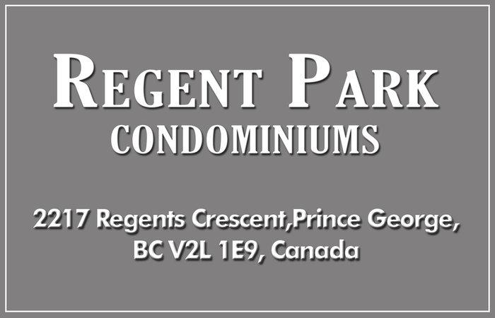 Regent Park Condominiums 2217 REGENTS V2L 1E9