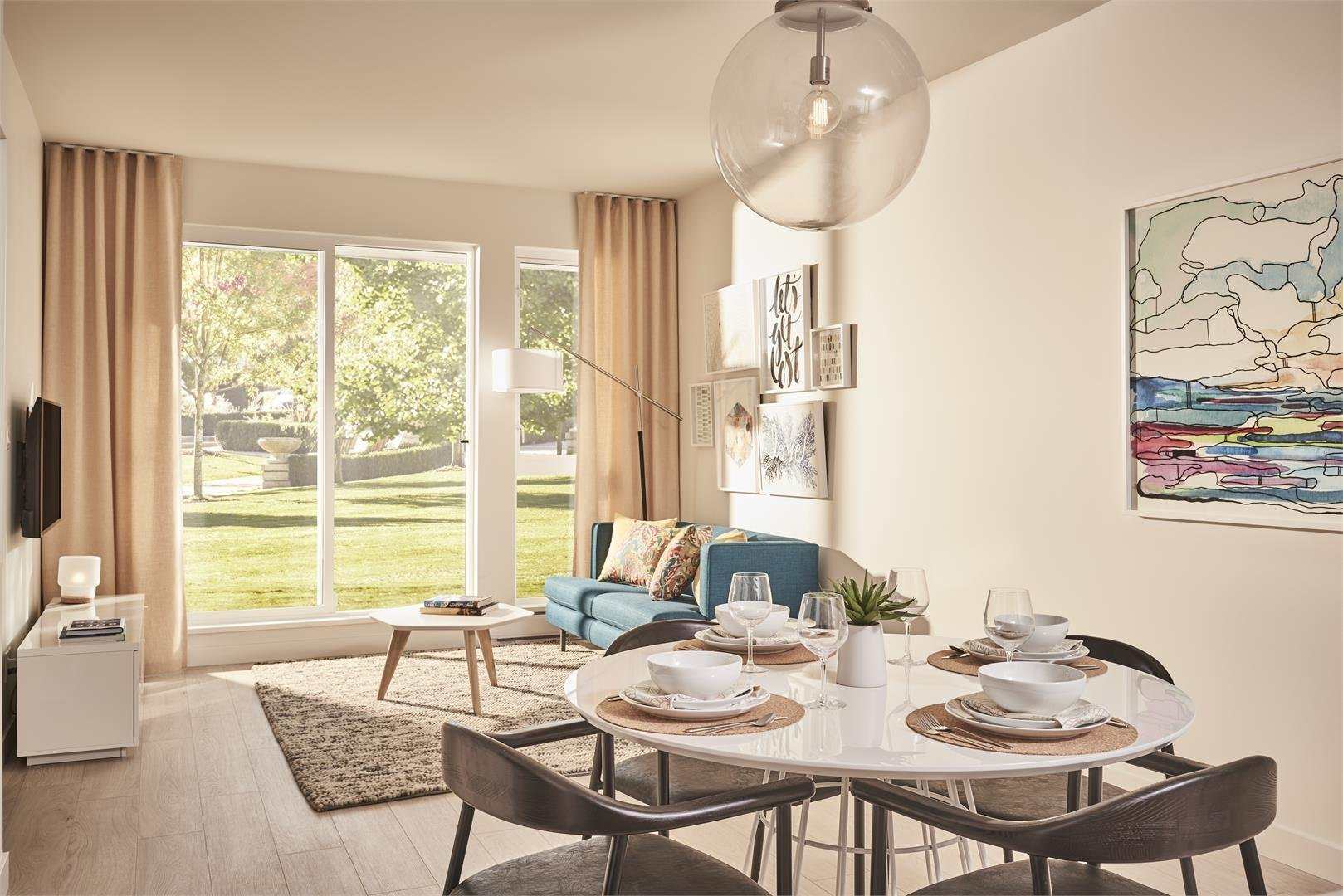 HQ Display Living Room!