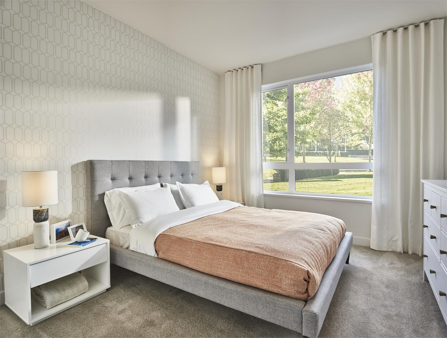 HQ Display Master Bedroom!