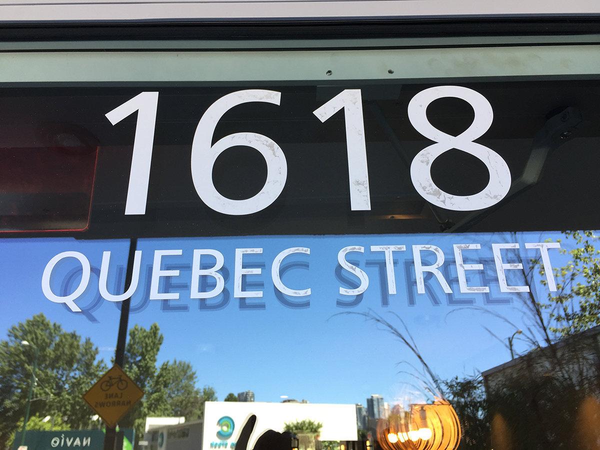 Central 1618 Quebec!
