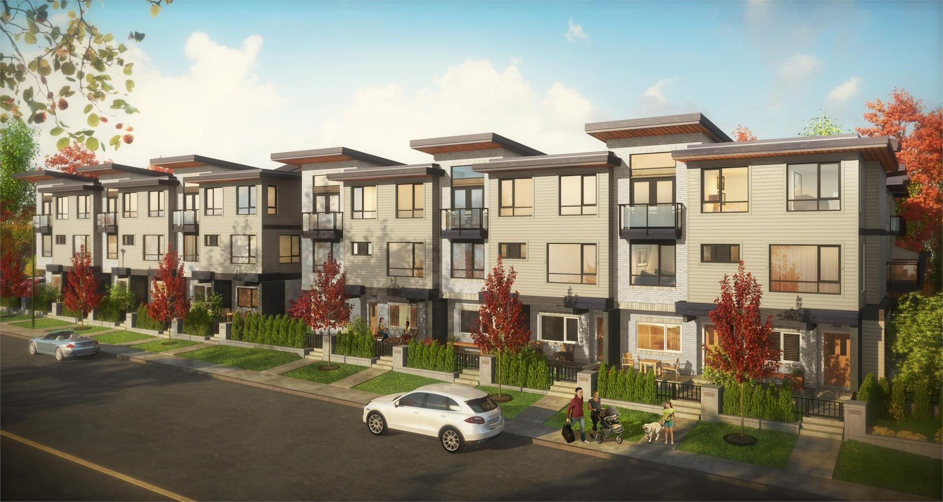Dwell 24 - 2565 Runnel Dr, Coquitlam, BC!