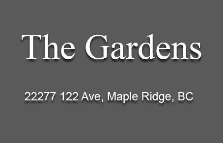 The Gardens 22277 122ND V2X 3X8