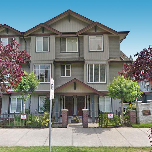 King City Town House - 13528 96 Ave, Surrey, BC!