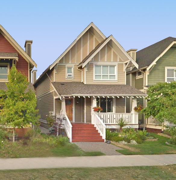 275 Furness Street, New Westminster, BC!