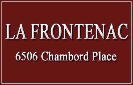 La Frontenac 6506 CHAMBORD V5S 4P2