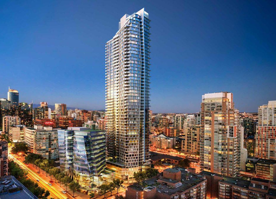 One Burrard Place!