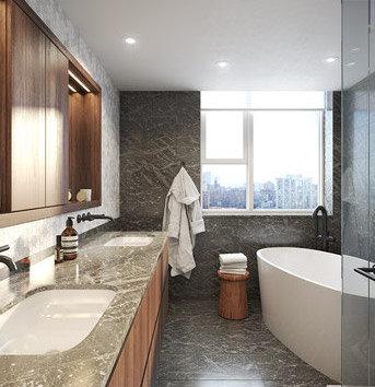 1345 Davie St, Vancouver, BC V6E 1N5, Canada Bathroom!