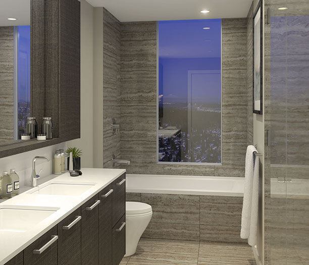567 Clarke Road, Coquitlam, BC V3J 3X4, Canada Bathroom!