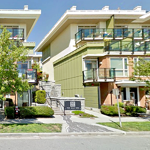 Noma - 728 W 14 St, North Vancouver, BC!