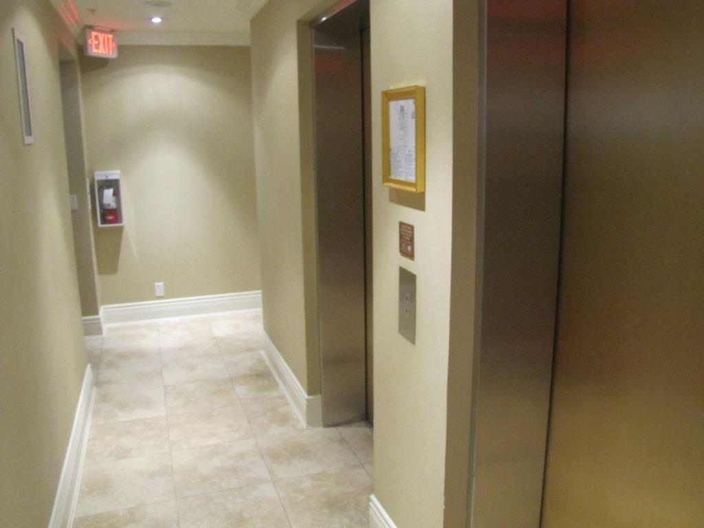 1280 Richards Elevators!