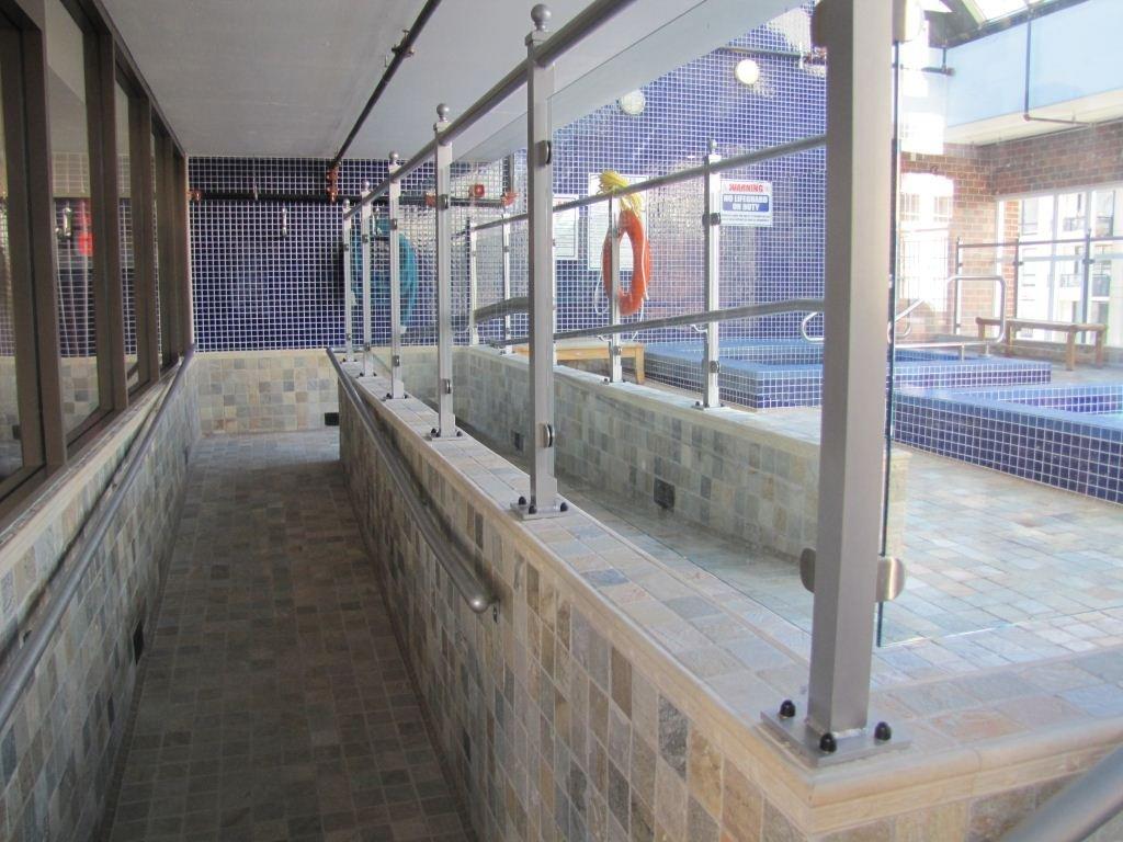 1280 Richards Pool Area!