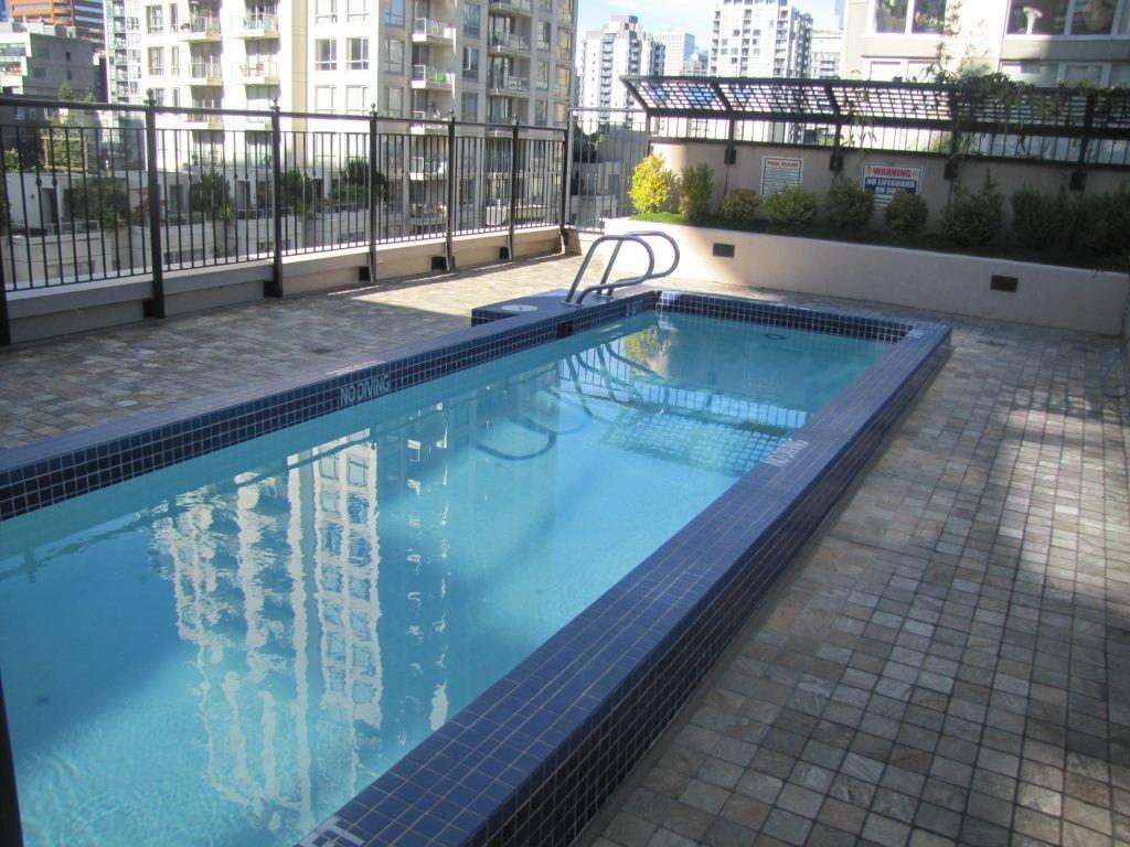 1280 Richards Outdoor Lap Pool!