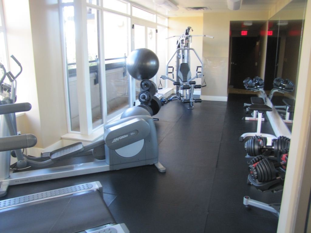 1280 Richards Exercise Facilities!