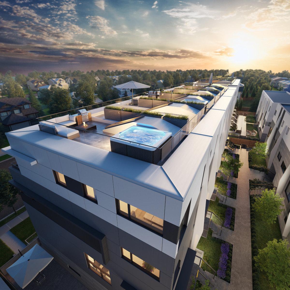 Building Rooftop!
