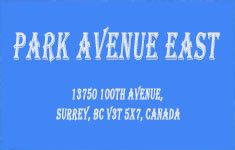 Park Avenue East 13750 100 V3T 5X7