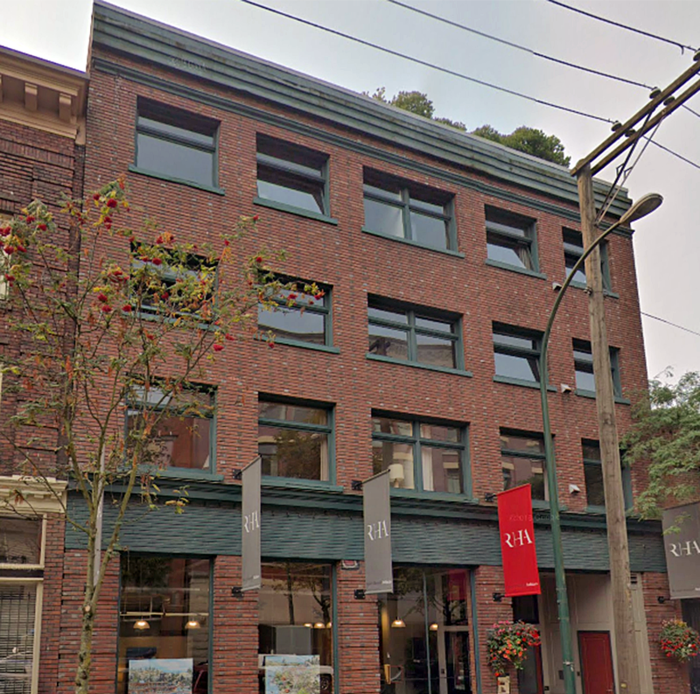 Light Industrial Space For Rent Vancouver: 120 POWELL STREET, Vancouver, 6717000.com