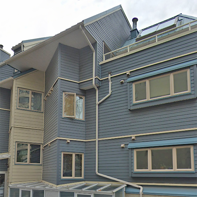 Cardero Court at 1238 Cardero St, Vancouver, BC - Exterior!