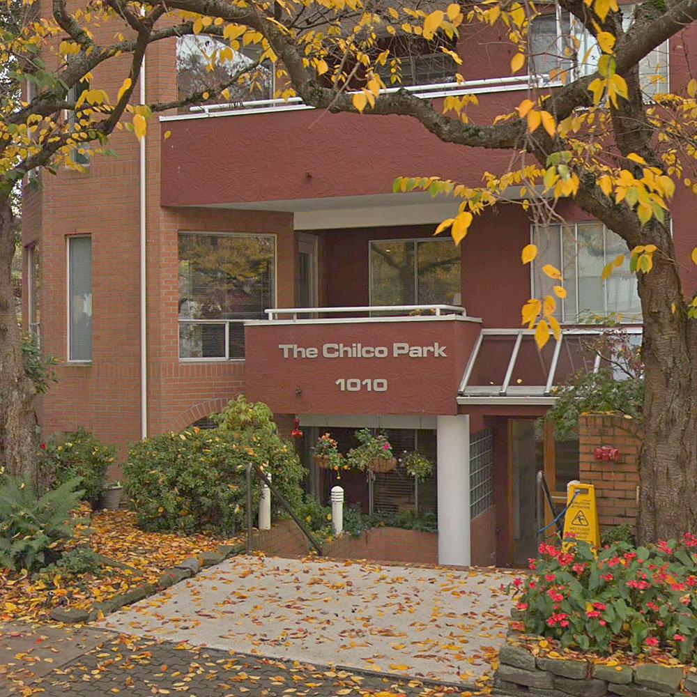 Chilco Park at 1010 Chilco St. - Exterior!