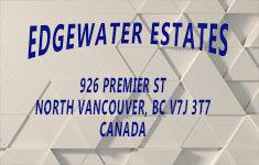 Edgewater Estates 926 PREMIER V7J 3T7