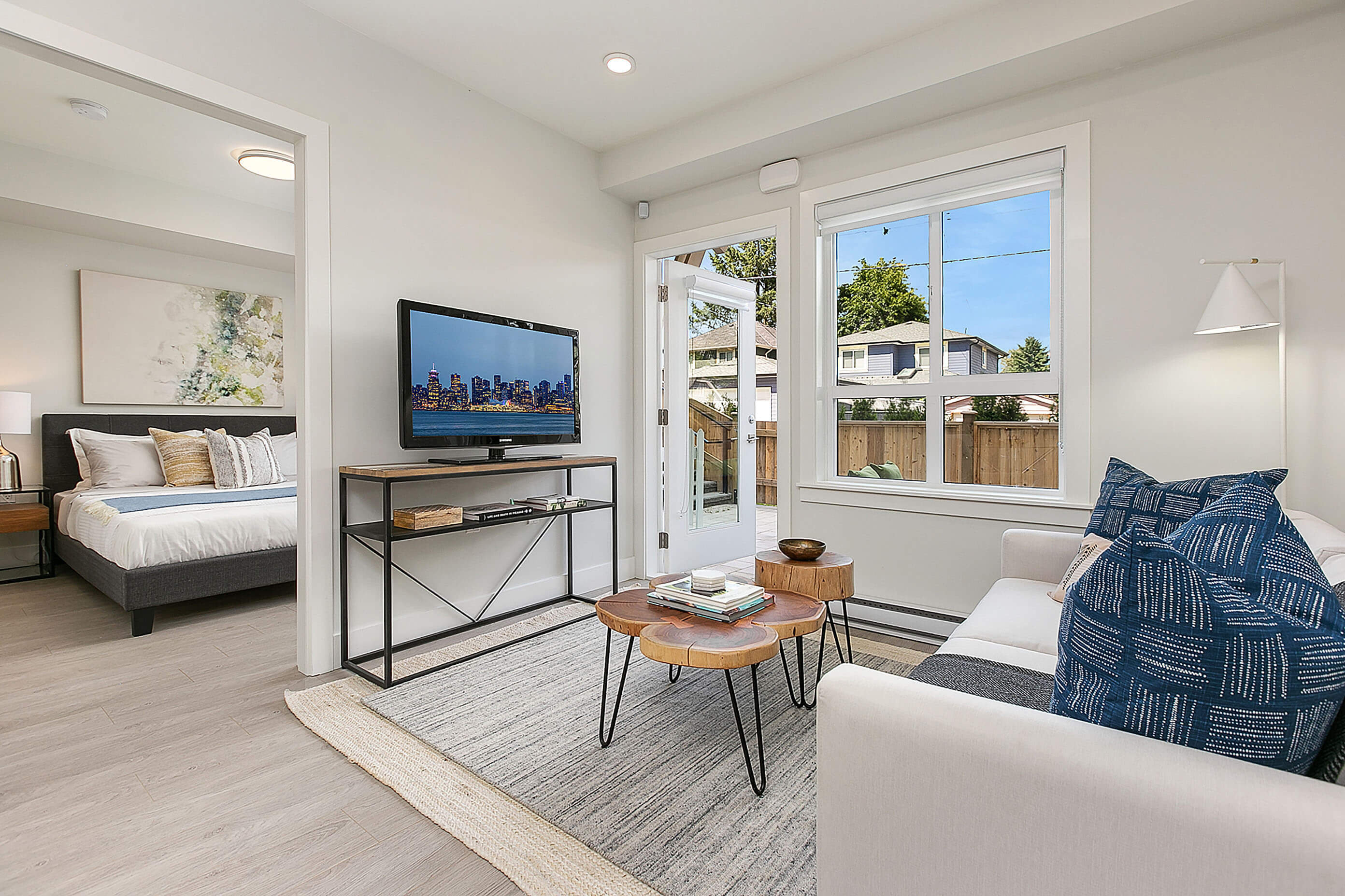 Living Area - 2717 Horley St, Vancouver, BC V5R 4R7, Canada!