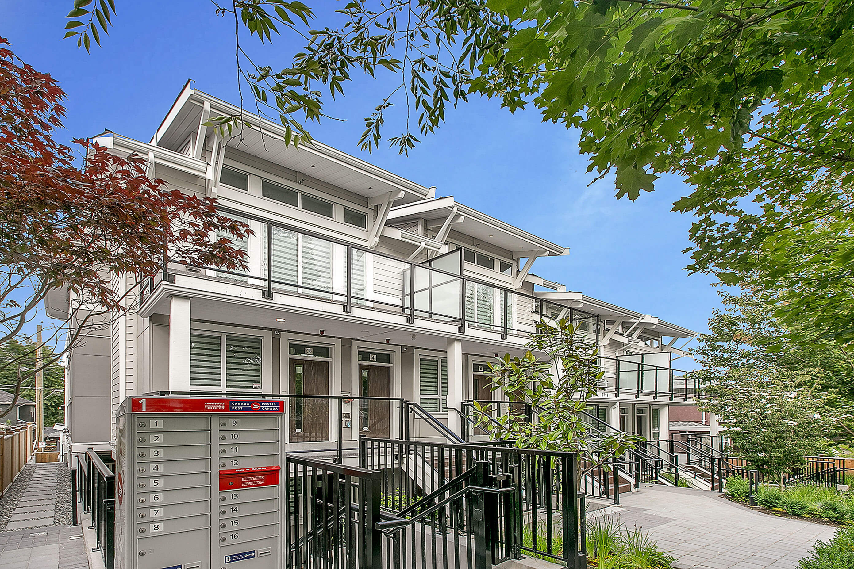 Building Exterior - 2717 Horley St, Vancouver, BC V5R 4R7, Canada!
