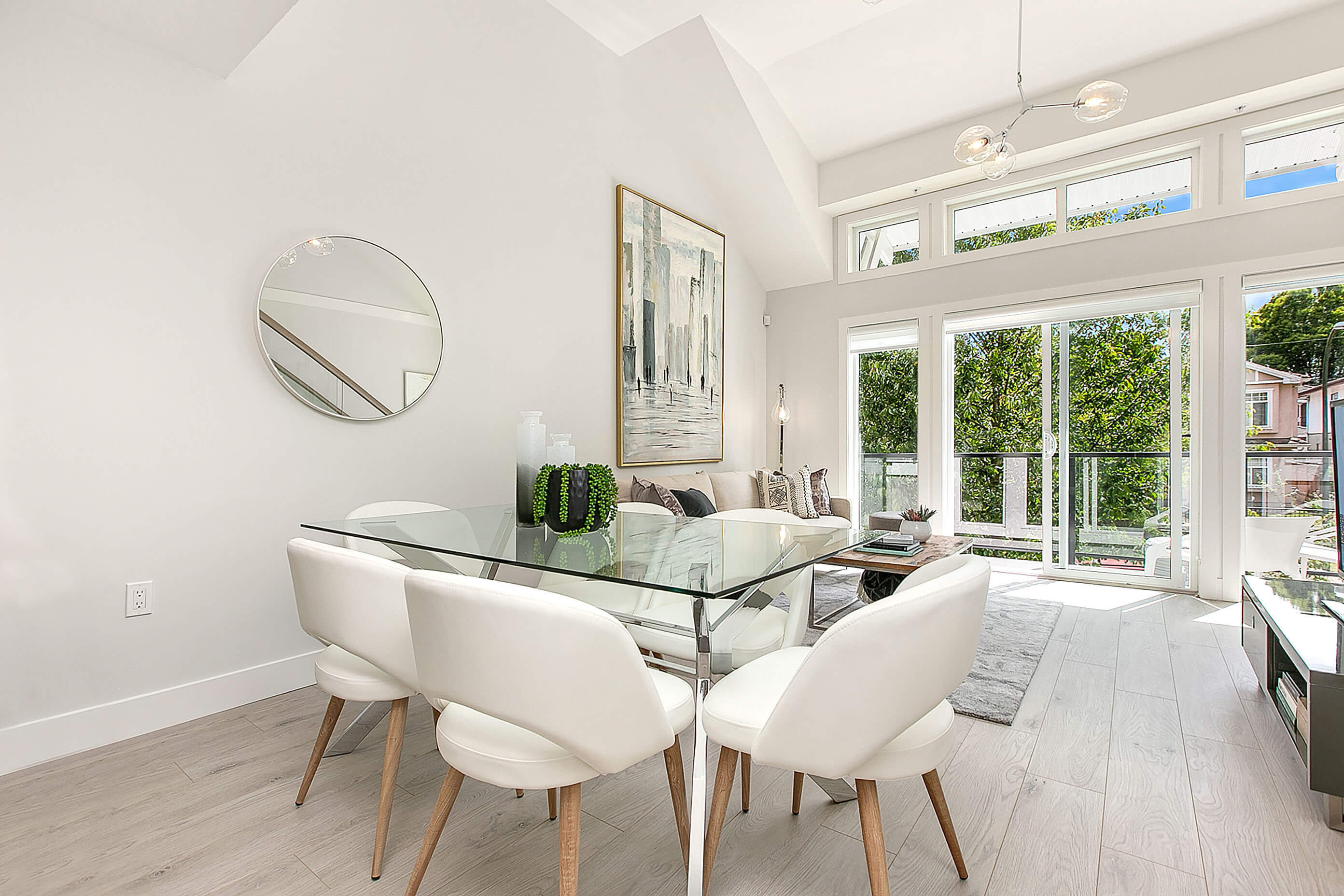 Dining Area - 2717 Horley St, Vancouver, BC V5R 4R7, Canada!